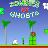 Zombies vs  Ghosts